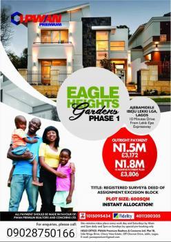 Eagles Height Gardens Phase 1  Ibeju Lekki, Ibeju Lekki, Lagos, Mixed-use Land for Sale