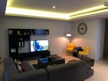 Luxurious, Auxiliary 3 Bedroom Apartment, Eko Pearl Tower a, Eko Atlantic City, Lagos, Flat Short Let