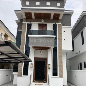 Facinating 5bedroom Fully Detached Apartment for Sale, Osapa, Lekki, Lagos, Detached Duplex for Sale