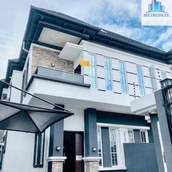 Luxurious 5 Bedroom Semi Detached Apartment, Osapa, Lekki, Lagos, Semi-detached Duplex for Sale