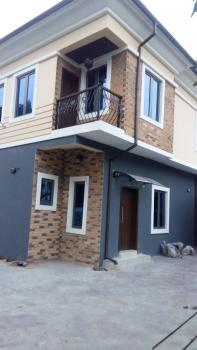 4bedroom with a Bq, Ikeja Gra, Ikeja, Lagos, Detached Duplex for Rent