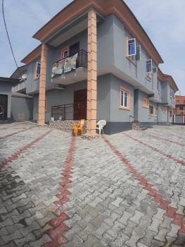 Luxury 4 Bedroom Duplex with 2 Sitting Room and Spacious Kitchen at Opebi, Off Salavation Road, Opebi, Ikeja, Lagos, Opebi, Ikeja, Lagos, Semi-detached Duplex for Rent