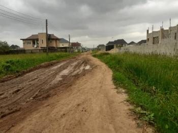 Half Plot of Corner Piece Land, Channels Tv Road, Gra, Isheri North, Lagos, Land for Sale