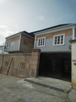 3 Bedroom Duplex, All Rooms En-suite at Each Self Compound, Gra, Magodo, Lagos, Semi-detached Duplex for Rent