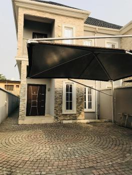 Distressed Quick Sale 4 Bedroom Luxury Semi Detached Duplex with a Domestic Room @ Osapa London, Lekki, Osapa London, Behind Zenithbank, Osapa, Lekki, Lagos, Semi-detached Duplex for Sale
