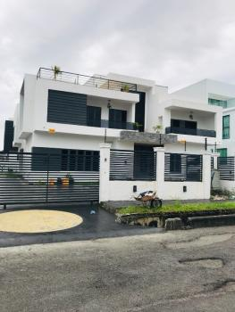 Humongous 6 Bedroom Luxury Fully Detached  with 2 Staff Rooms,gym,swimming Pool, Cinema & Rooftop Lounge @ Pinnock Beach Estate, Pinnock Beach Estate, Lekki Phase 1, Lekki, Lagos, Detached Duplex for Sale