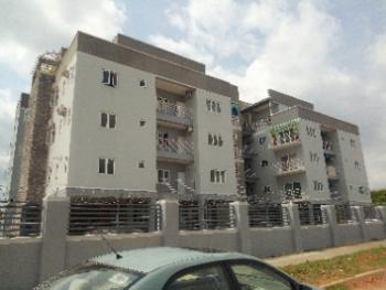 Newly Built 3 Bedrooms Flat Within a Block of Flats, Jahi, Abuja, Flat for Sale