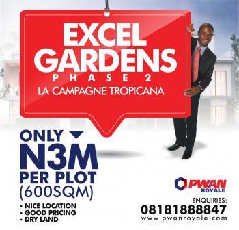 Excel Garden Phase Two, Dangote Refinery, Eleko, Ibeju Lekki, Lagos, Residential Land for Sale
