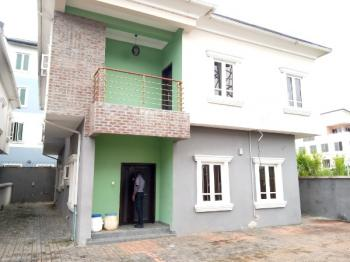 Nicely Renovated 4 Bedroom Detached House with a Room Bq, Ikate Elegushi, Lekki, Lagos, Detached Duplex for Rent
