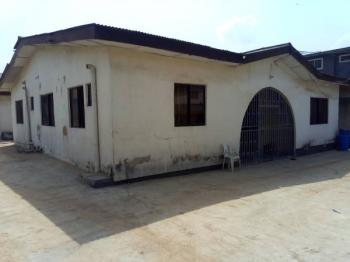 2 Nos of 3 Bedroom Bungalows, Segun Akinola Street, Abule-egba, Ijaiye, Lagos, Detached Bungalow for Sale