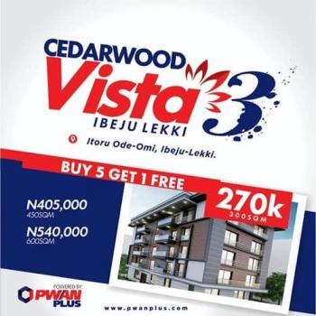 Affordable Estate Land, 30 Minutes From Dangote Refinery and Close to La Campagne Tropicana, Ibeju Lekki, Lagos, Residential Land for Sale