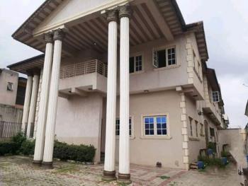 5 Bedroom Duplex with 2 Units of 3 Bedroom Apartments, Progressive Estate, Ojodu, Lagos, Detached Duplex for Sale