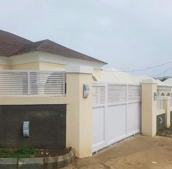 Newly Built 4 Bedroom Bungalow with Provision for Bq, Life Camp, Gwarinpa, Abuja, Detached Bungalow for Sale