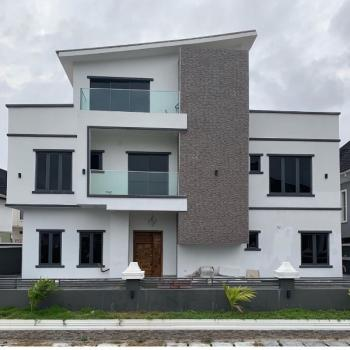 5 Bedroom Fully Detached Duplex with a Bq Available for Sale! Features 2 Spacious Living Rooms Fitted Kitchen Ample Parking Space, Ikota, Ikota Villa Estate, Lekki, Lagos, Detached Duplex for Sale