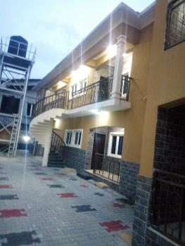 World Class Heavenly Paradise Newly Built All Rooms Ensuite 3 Bedroom Flat, Mobil Road, Ilaje, Ajah, Lagos, Flat for Rent