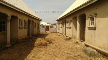 4 Units of 2 Bedroom Bungalows, 4, Mudi Muhammad Close, Off Juneberries Street, Low Cost,, Dei-dei, Abuja, House for Sale