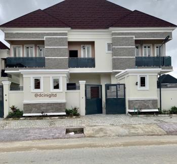 Better to Buy This Than a Flat  Lovely 3 Bedroom Semi Detached Duplex for Sale at Chevron, Chevron, Lekki, Lagos, Semi-detached Duplex for Sale
