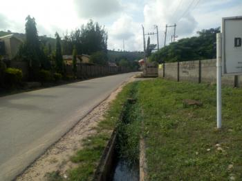 Fenced Plots of Land on Tarred Road  in Karu By Dss Qtrs., Beside Dss and Nia Qtrs, Karu, Abuja, Residential Land for Sale