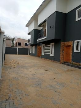 Executive and Superly Finished 4 Bedroom Terraced House with Boys Quarter, Oke Afa, Isolo, Lagos, Terraced Duplex for Sale