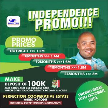 Butterfly Estate Land, Agric, Isawo, Ikorodu, Lagos, Residential Land for Sale