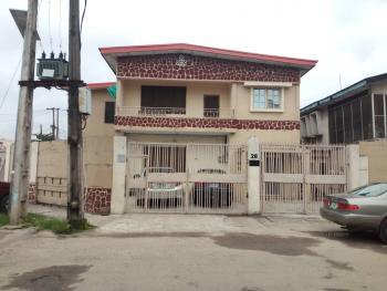 a Storey Building, Off Ogunlana, Surulere, Lagos, Detached Duplex for Sale