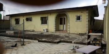 a Well Gated and Secured 3 Bedroom Detached Bungalow, Fish Pond Estate Area, Agric, Ikorodu, Lagos, Detached Bungalow for Sale