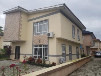 Well Located 4 Bedroom Detached Duplex with Boys Quarter, Sangotedo, Ajah, Lagos, Detached Duplex for Sale