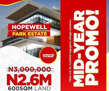 Land, Eputu, Ibeju Lekki, Lagos, Residential Land for Sale