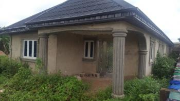 New 3 Bedroom Flat on Half Plot of 39/120 Feet, Ogba-ayo, Agbado, Ifo, Ogun, Detached Bungalow for Sale
