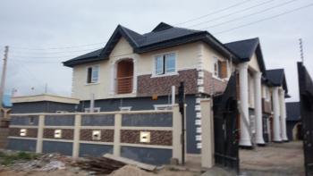 Nice 3 Bedroom  Flat(upstairs), Igbe Road, Igbogbo, Ikorodu, Lagos, Flat for Rent