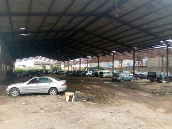 4884 Sq Meters of Steel Canopy on 10.5 Plots of Land, Fagba, Agege, Lagos, Warehouse for Sale