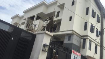 4 Bedroom Terraced with Bq, Ota-iku, Ikate Elegushi, Lekki, Lagos, Terraced Duplex for Sale