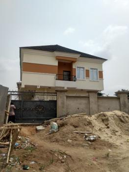 Brand New 4 Bedroom Detached House with 1 Room Boys Quarters, Allen, Ikeja, Lagos, Detached Duplex for Sale