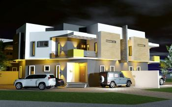 4 Nos of 4 Bedrooms Semi Detached Duplex, Fola Oshibo, Lekki Phase 1, Lekki, Lagos, Block of Flats for Sale