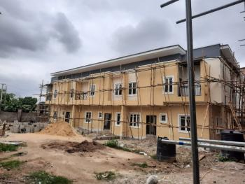 Brand New Superbly Finished 4 Bedroom Terrace House with 1 Room Bq, Off Coker Road, Ilupeju Estate, Ilupeju, Lagos, Terraced Duplex for Sale
