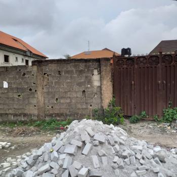 2 Plots of Land with Fence and Gate, Oribanwa, Ibeju Lekki, Lagos, Land for Sale