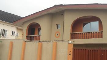 Good Looking 3 Bedroom Flat, Buknor-estate, Oke Afa, Isolo, Lagos, Flat for Rent