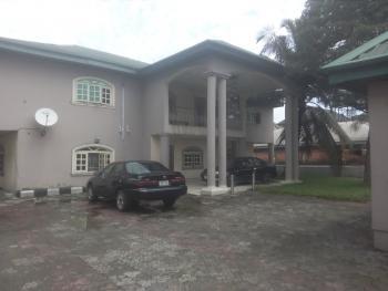 a Massive 7 Bedroom Duplex with Standard Swimming Pool, Ken Saro Wiwa Road /stadium Road, Port Harcourt, Rivers, Detached Duplex for Sale