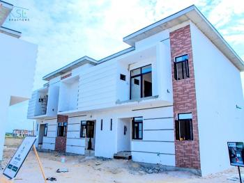 2 Bedrooms Duplex Almost Completed Off Plan Project, Behind Novare Mall, Ajah, Lagos, Terraced Duplex for Sale