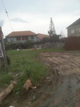 a Standard 2 Plot of Bare Land in Vip Neighborhood, Stadium Road, Port Harcourt, Rivers, Mixed-use Land for Sale