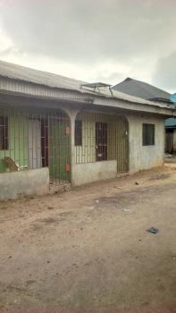 Comfortable Semi Detached Bungalow of  2 Flats, Agbarho, Ughelli North, Delta, Block of Flats for Sale