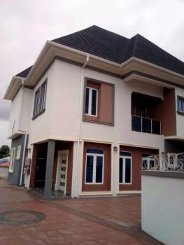 a Well Finished Brand New 4 Bedroom Fully Detached Duplex with a Room Bq in a Secured Estate, Abule Egba, Agege, Lagos, Detached Duplex for Sale