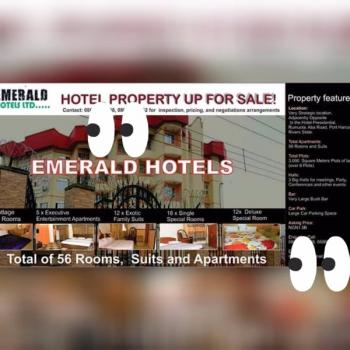Hotel, Aba Road, Rumuola, Port Harcourt, Rivers, Hotel / Guest House for Sale