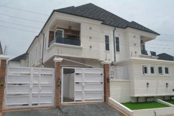 Newly Built 4 Bedroom Semi Detached House with a Room Bq, Oral Estate Lekki By Chevron Head Office, Lekki Expressway, Lekki, Lagos, Semi-detached Duplex for Sale