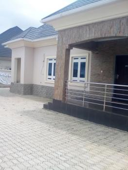 a Newly Build 3bedroom Bungalow for Rent with 2selfcontain Bq for Rent Gwarinpa., Efab Queen Eatate., Gwarinpa Estate, Gwarinpa, Abuja, Detached Bungalow for Rent