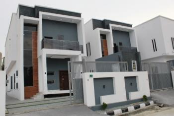 Luxury 4 Bedroom Detached Duplex with Bq, Cctv, Fire Alarm System, Sound Surround System, Near Friends Colony, Osapa, Lekki, Lagos, House for Sale