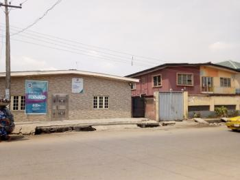Good 2 Plots Together with Structures on Main Road, Ijesha Road, Ijesha, Surulere, Lagos, Mixed-use Land for Sale