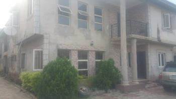 2 Wing of 4 Bedroom Duplex with 2 Rooms Bq, Omole Phase 1, Ikeja, Lagos, Block of Flats for Sale