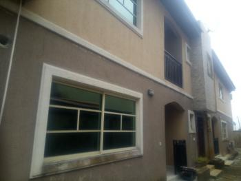 Large and Spacious 3 Bedroom Flat (upstairs), Cooperative, Badore, Ajah, Lagos, Flat for Rent