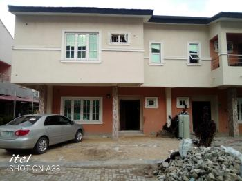 Nicely-finished Corner-piece 4-bedroom Terraced House, Chevron Drive, Lekki, Lagos, Terraced Duplex for Rent